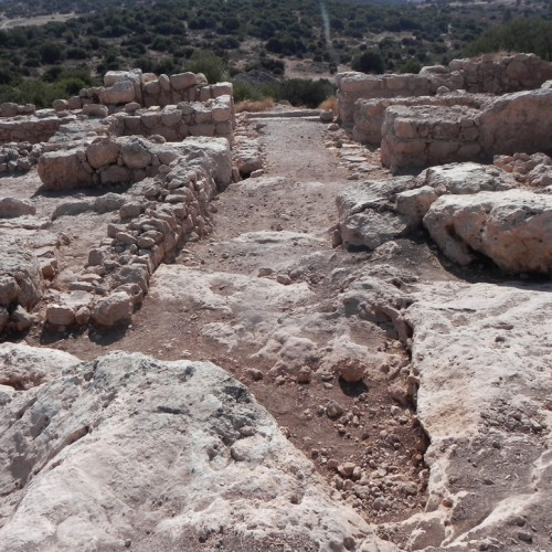 Hebrew University archaeologist finds the first evidence of a cult in Judah at the time of King David