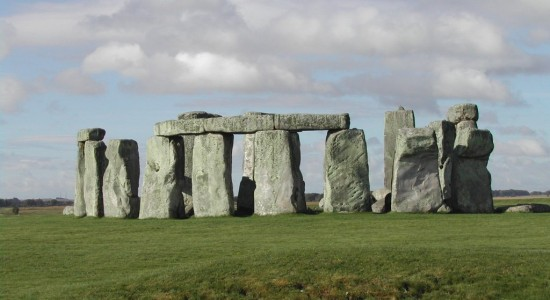 Stonehenge - Salisbury Plain Image Source: Flickr : Creative Commons License (See Photo Gallery for Source Link)