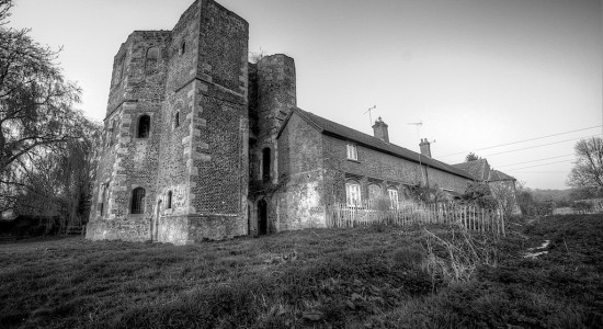 The Ruins of Otford Palace: Image - Paul Reynolds (Flickr)