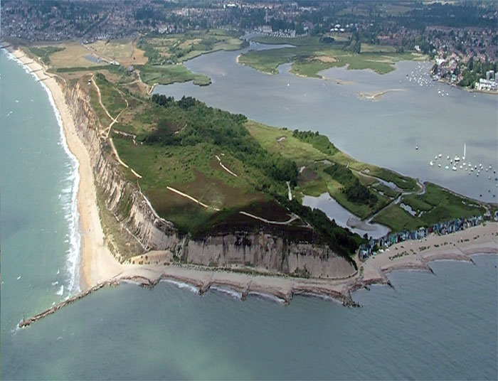 New CAHO fieldwork at Hengistbury Head started