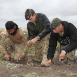 Archaeology project to help rehabilitate injured soldiers