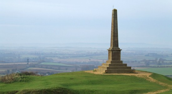 Ham Hill : Image Source : Creative Commons License