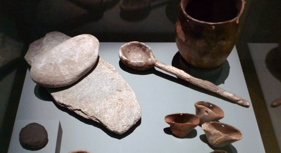 Image Source : Wiki Commons : Ancient Cooking