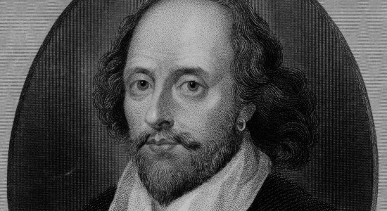 William Shakespeare : Wiki Commons