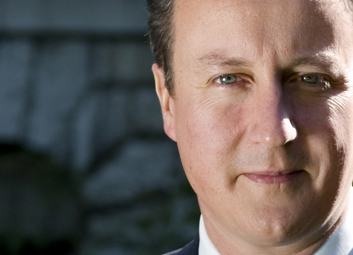 David Cameron : Wiki Commons