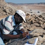 Wadi Abu Subeira, Egypt: Palaeolithic rock art on the verge of destruction