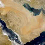 Ancient network of rivers and lakes found in Arabian Desert