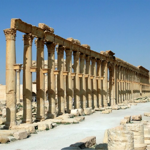 Puzzle of Palmyra in Syrian Desert Solved
