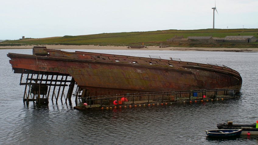 New Marine Survey Reveals Scapa Flow Wrecks in Unprecedented Detail