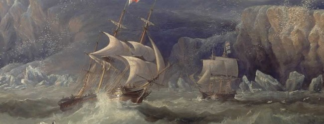 PM announces new project to continue search for Sir John Franklin's lost ships