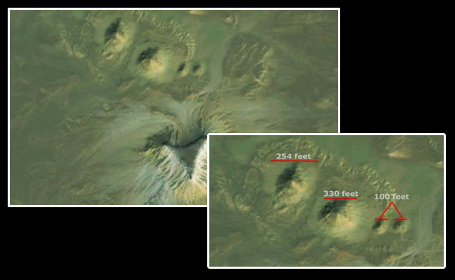 Possible Egyptian Pyramids Found Using Google Earth