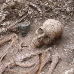 Soldiers on Salisbury Plain celebrate historical discovery