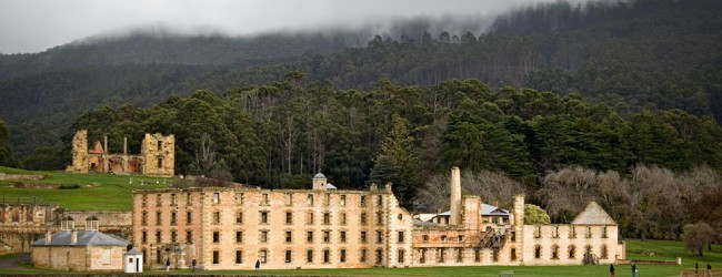 Port Arthur Fieldwork Illuminates Australia's Convict Past