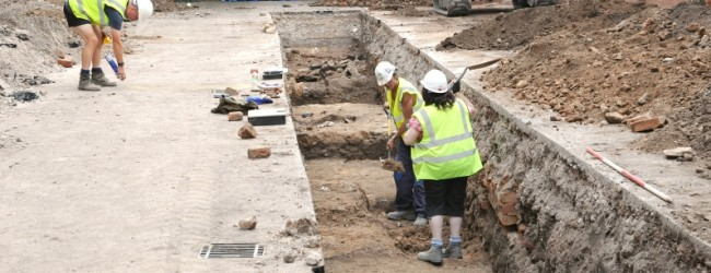 Work focuses on future of Richard III site