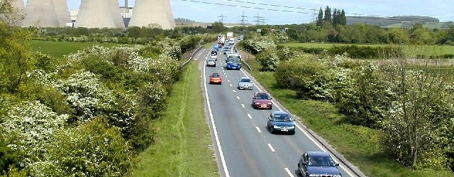 Unearthing the past on A453 widening