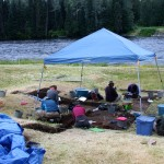 UNBC Excavation Uncovers Centuries-worth of Artifacts for Northern BC First Nation