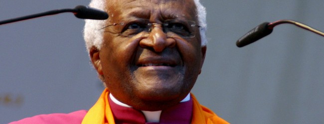 Archbishop Desmond Tutu to meet University of Leicester team behind Search for Richard III