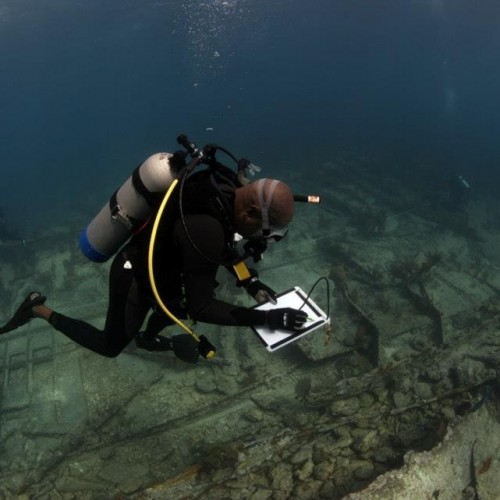 Sanctuary and Volunteer Maritime Heritage Divers Confirm Identity of Key Largo Shipwreck