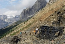 Researchers discover 'epic' new Burgess Shale site in Canada's Kootenay National Park