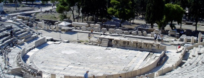 How Ancient Greek Plays Allow us to Reconstruct Europe's Climate