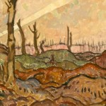 Innocent landscape or coded message? Artists under suspicion in the First World War