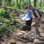 Military operations on the archaeological front