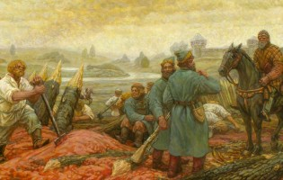 Medieval slave trade routes in Eastern Europe extended from Finland and the Baltic Countries to Central Asia