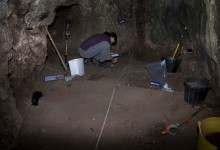 Cache of Roman and Corieltavi Iron Age coins discovered in cave