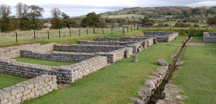Archaeologists have unearthed a bath house at Segedunum Roman Fort after years of speculation