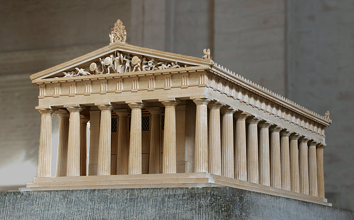 Model_temple_of_Aphaia_Glyptothek_Munich