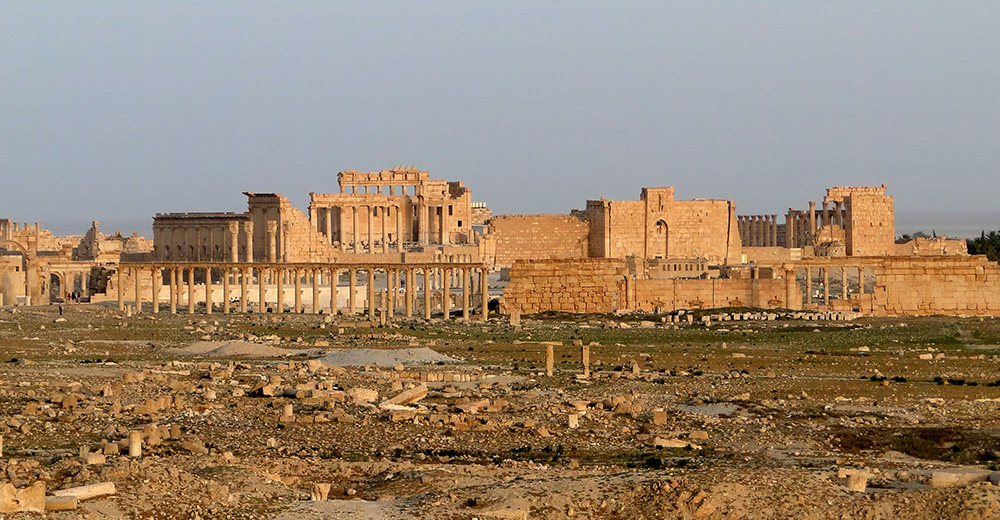 Temple of Bel, Palmyra: WikiPedia