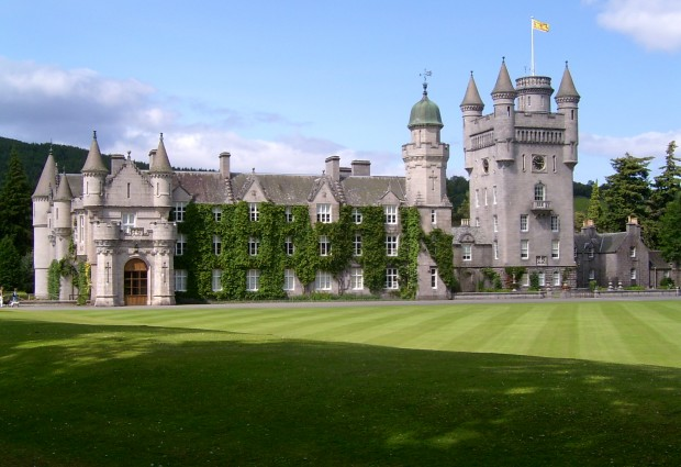 10 must see castles in Scotland
