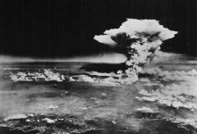 The nuclear legacy of Hiroshima is a global issue, how much of it is a trauma for everybody?
