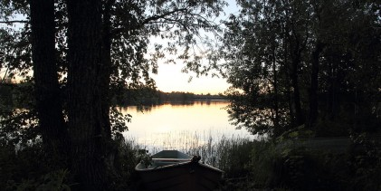 The creation of the Vuoksi River preceded a significant cultural shift