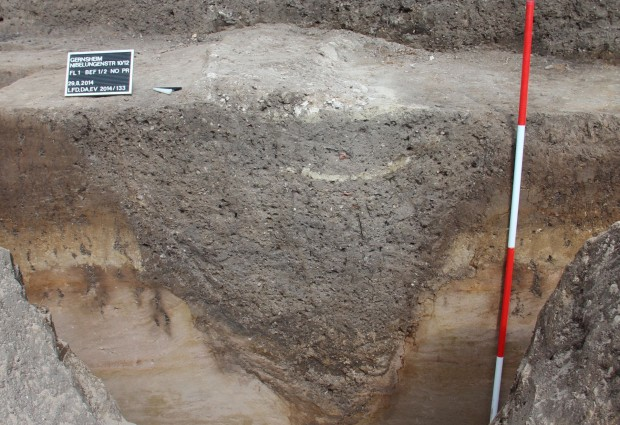 Hitting the jackpot on a dig in Gernsheim: Long lost Roman fort discovered