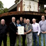 First Phase of Severn Princess restoration completed