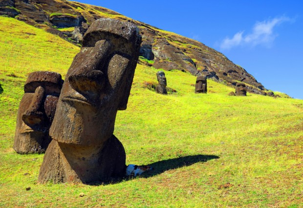 Genomic data support early contact between Easter Island and Americas