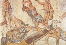 Anthropology Unveils clues about Roman gladiators' eating habits
