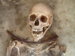 Post-medieval Polish buried as potential 'vampires' were most probably local
