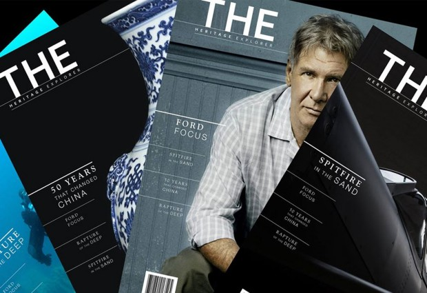 THE – The Heritage Explorer (Magazine) Crowdfunder
