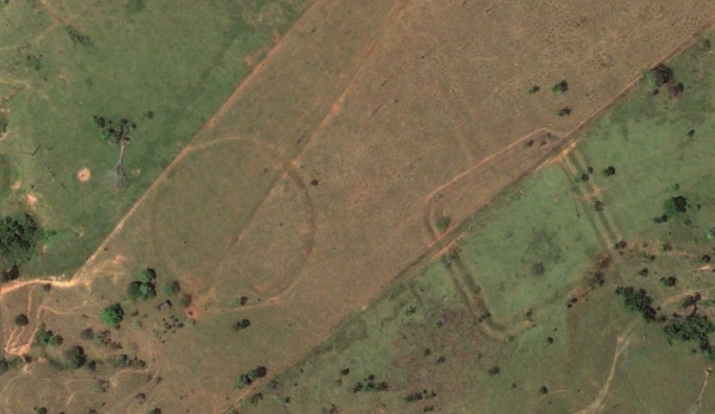 Credit : Google Earth